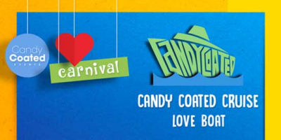 Candy Coated Cruise - Love Boat : Trinidad Carnival 2018
